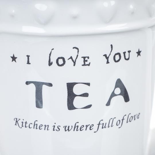 """Чашка для чая """"Modern"""", 400мл (002AG)"""