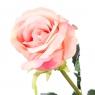 Роза (77 см, силикон) (008F/pink)