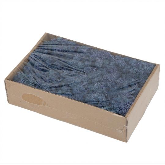 Мох стабилизированный светло-синий (530 гр.) (8607-003)