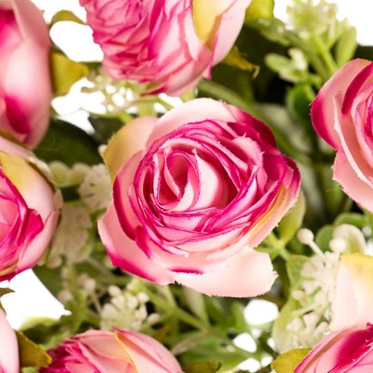 Искусственный цветок 28 см (163JH)
