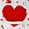 """Фотоальбом""""Любовь"""". Рандомный выбор дизайна. (8423-010)"""