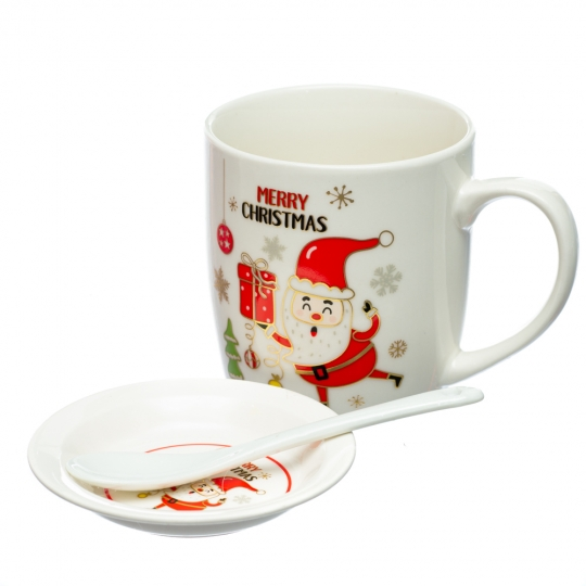 """Чашка """"Holiday"""", 350 мл. (8804-015)"""