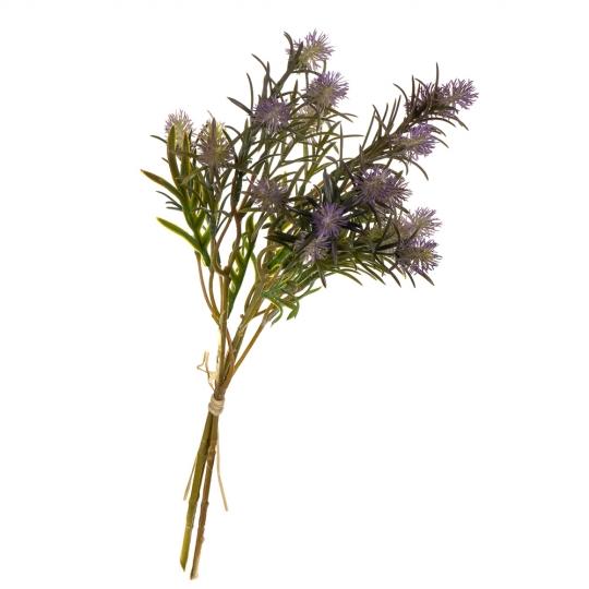 """Букет """"Чертополох"""" фиолетовый (8100-055)"""