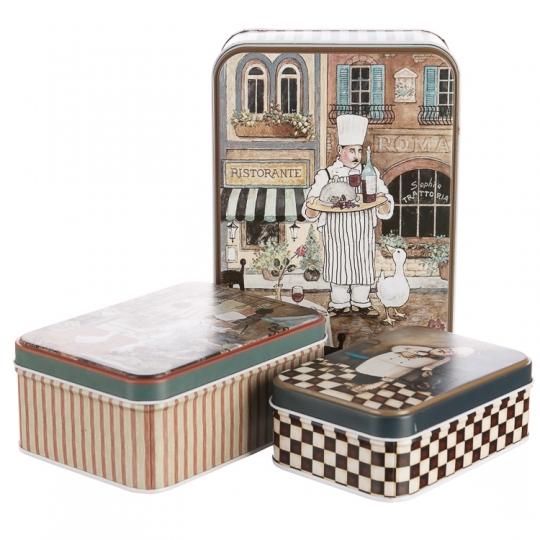 """Набор коробок """"Bon appetit"""" (050JH)"""