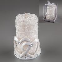 Свадебная свеча (13 см)