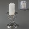 Свадебная свеча (8 см) (цвет желтый, белый) (017Q)