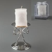 Свадебная свеча (8 см)
