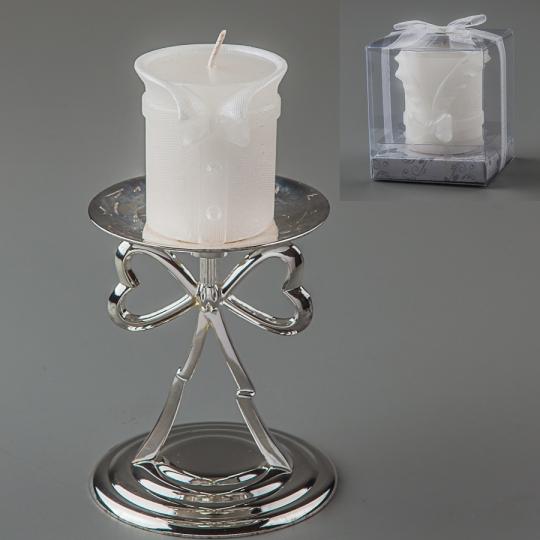 Свадебная свеча (6 см) (024Q)