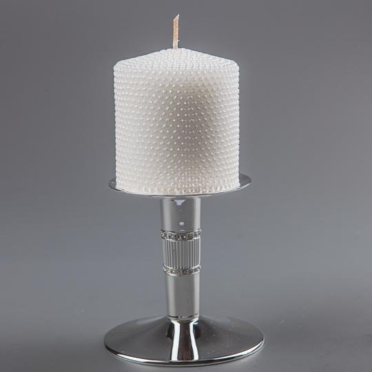 Свадебная свеча (8 см) (036Q)