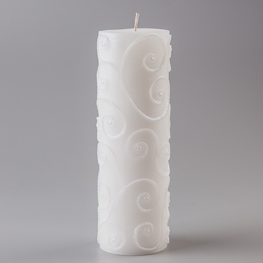 Свадебная свеча (22 см)