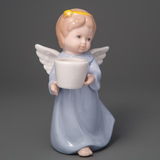 """Подсвечник """"Ангелочек"""" (13 см)"""