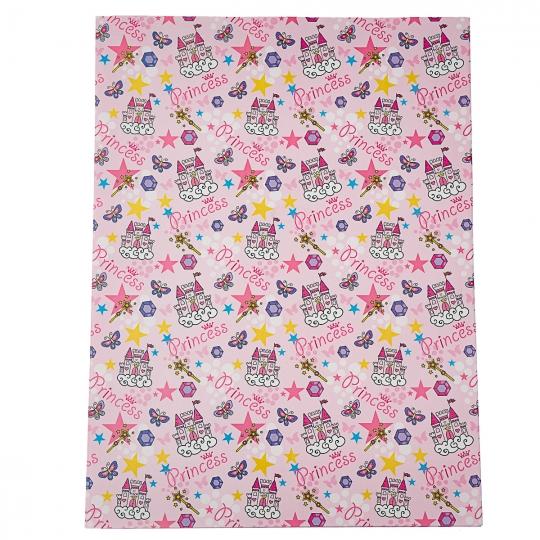 """Упаковочная бумага """"Little Princess"""" (8418-015)"""