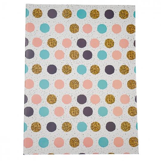 """Упаковочная бумага """"Rainbow Mood"""" (8418-016)"""