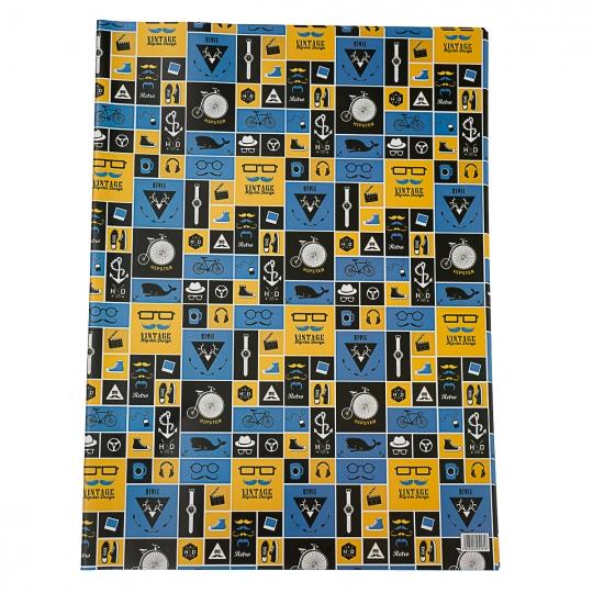 """Упаковочная бумага """"Vintage"""" (8418-027)"""