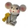 """Магнит """"Мышка с долларом"""" (013NK)"""