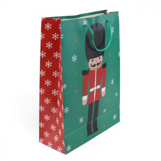 """Подарочный пакет """"Стойкий оловянный солдатик"""" (8901-006)"""
