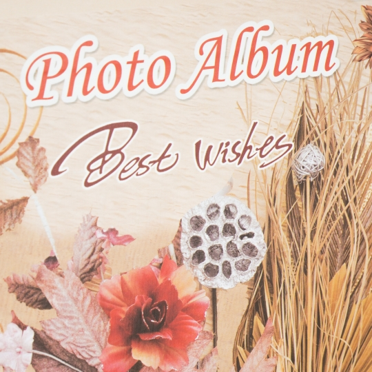 "Фотоальбом ""Best Wishes"" 200 фото 13*18 см."