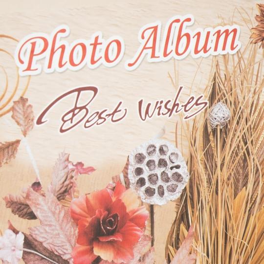 """Фотоальбом """"Best Wishes"""" 200 фото 13*18 см."""