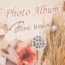 """Фотоальбом """"Best Wishes"""" 200 фото 13*18 см. (0628J)"""
