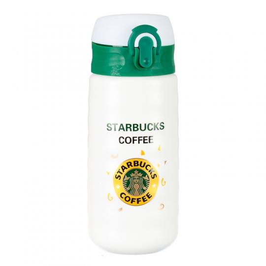 """Термос серия """"Starbucks"""" (450мл) *рандомный выбор дизайна (200JH)"""