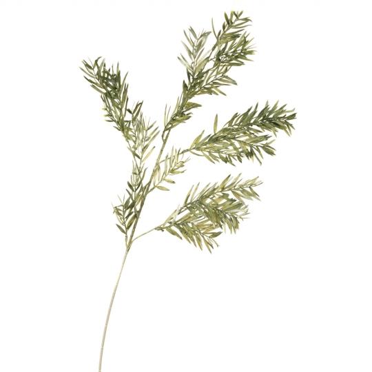 Декоративная ветвь, зеленая (8725-006)