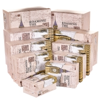 """Набор коробок """"Лондон"""", 30х17х36 (10 шт)"""