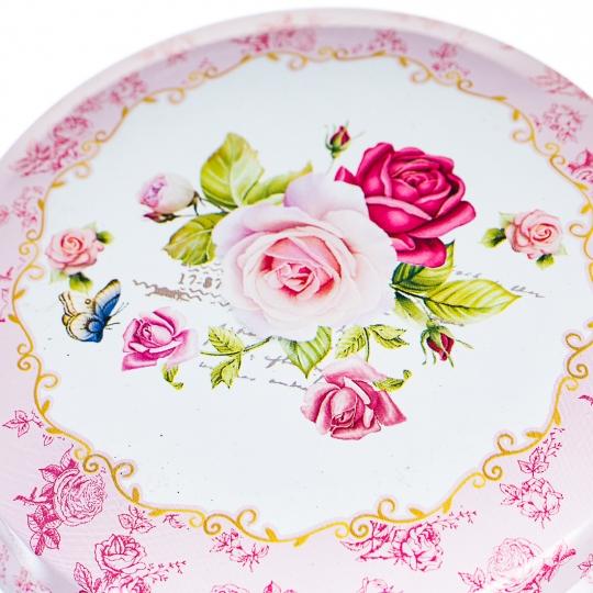 """Коробка """"Цветочный рай"""" *рандомный выбор дизайна (0256J)"""