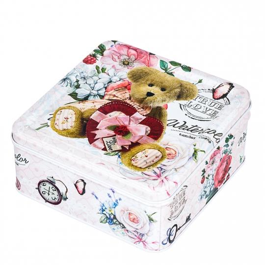 """Коробка """"Медвежонок"""""""