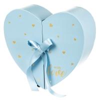 """Коробка """"Влюбленность"""" (blue)"""