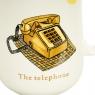 """Кружка """"Телефон"""", 350мл (0040JA-B)"""