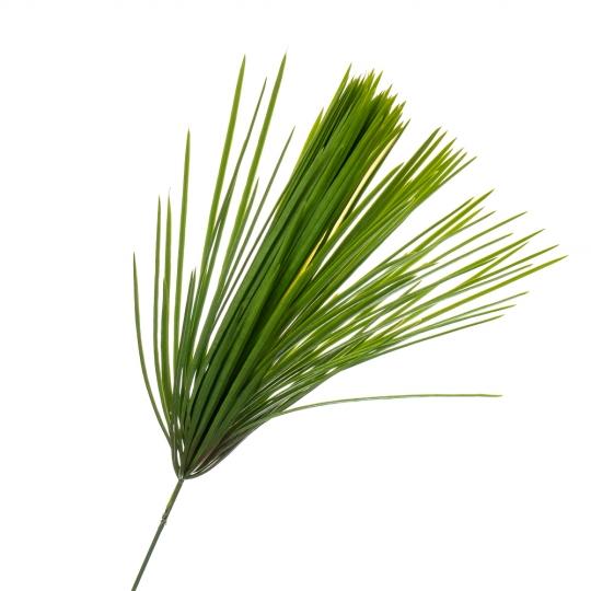 """Искусственная зелёная ветка """"Осока"""" (8100-061)"""