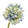 """Цветок  """"Гортензия шаровидная"""" синяя (8100-067)"""