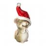 """Фигурка """"Новогодняя мышка"""" (005UW)"""