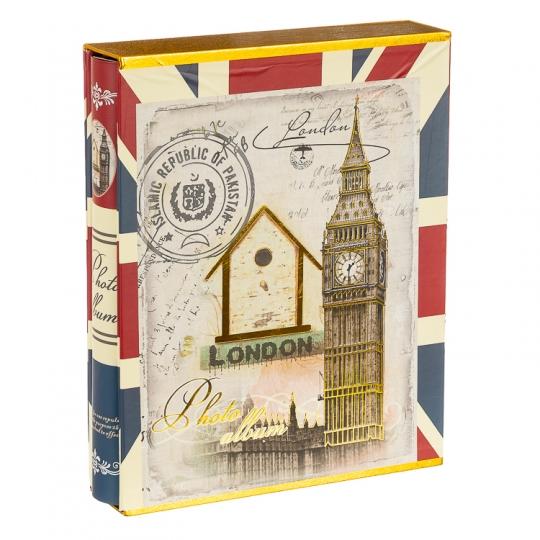 "Фотоальбом ""Great Britain"" (80 фото 10*15) (248JH)"
