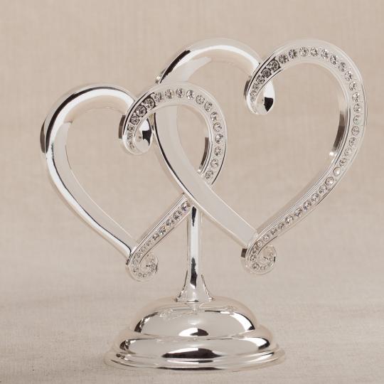 Два сердца (16 см) (095N)
