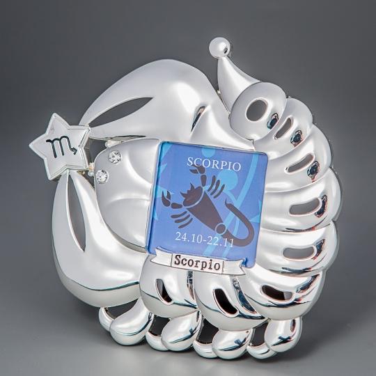 """Фоторамка """"Скорпион"""" (13 см) (314N)"""