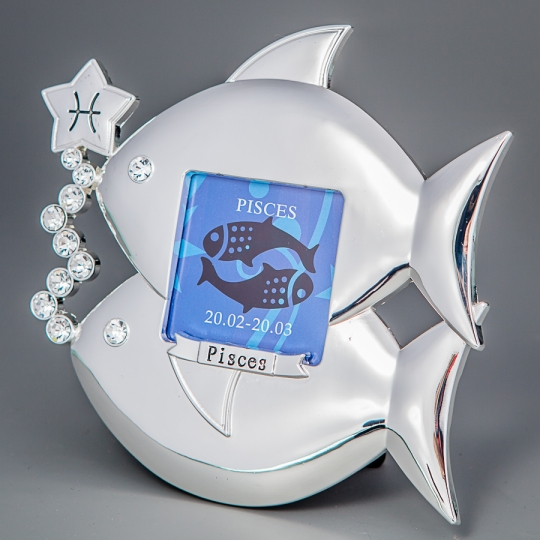 "Фоторамка ""Рыбы"" (12 см) (318N)"