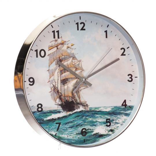 """Часы """"Парусник"""" (2003-023)"""