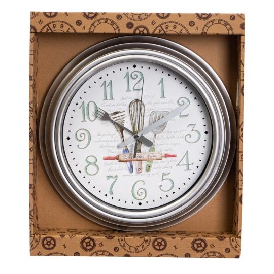 """Часы """"Кулинарные инструменты"""" (2003-040)"""