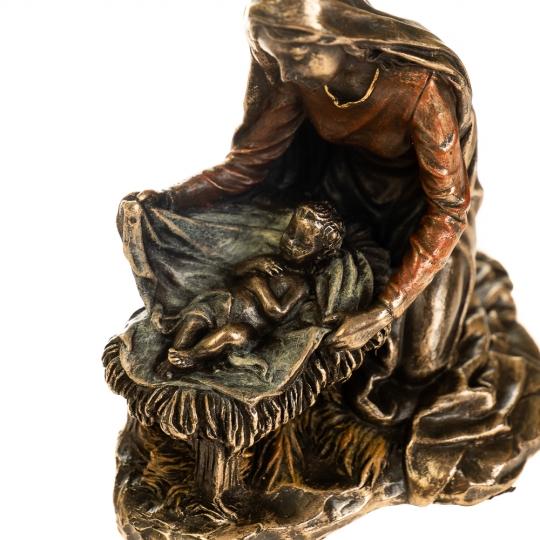 "Статуэтка ""Божья матерь с младенцем"" (77338A4)"
