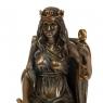 """Статуэтка """"Богиня Кибела с львами"""" (77364A4)"""