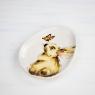 Тарелка Кролик и бабочка (4002-009)