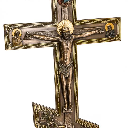 """Статуэтка """"Крест с распятием"""" (77403A4)"""