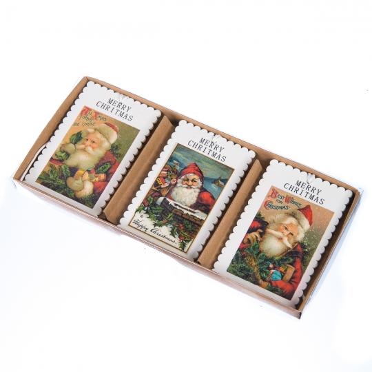 "Декоративные бирки ""Счастливого Рождества"" (021NY)"