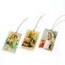 """Комплект елочных игрушек """"Рождественские ангелы"""" (022NY)"""