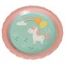 """Набор тарелок """"Единорог"""" 18 см., 10 шт. * 2 вида (8513-011)"""