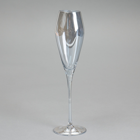 """Бокал для шампанского """"Кианит""""  250 мл ТОЛЬКО САМОВЫВОЗ (8434-011)"""