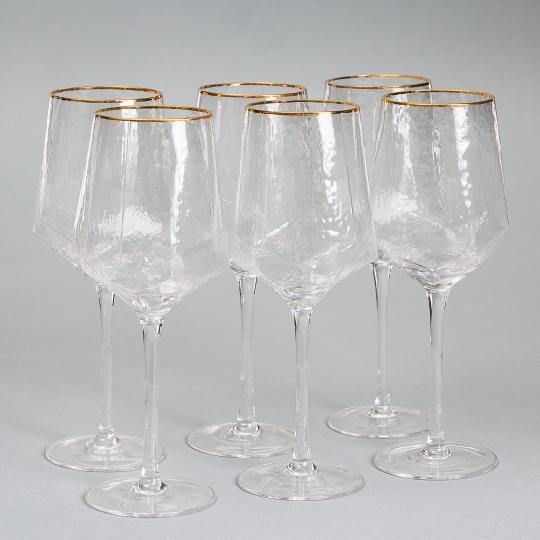 """Бокал для вина """"Криолит"""", 550 мл.ТОЛЬКО САМОВЫВОЗ (8507-005)"""