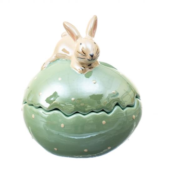 Сахарница Веселый кролик (4000-009)
