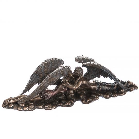 """Статуэтка """"Влюбленные ангелы"""" (9 см) (74859 A4)"""